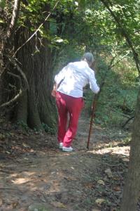 Walking a new path