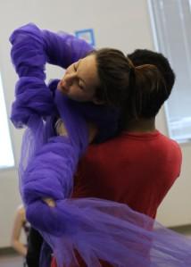 Ann Marie as Eurydice