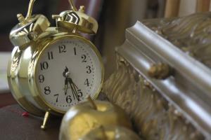 Iris's alarm clock, Atalanta's apples, Pandora's box