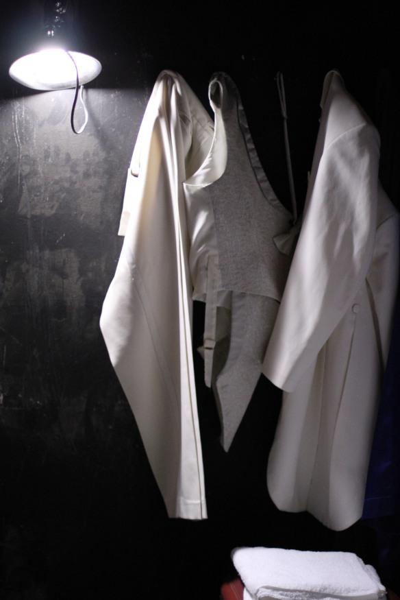 Costume pre-set for Apollo