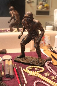 My dressing table for Lombardi