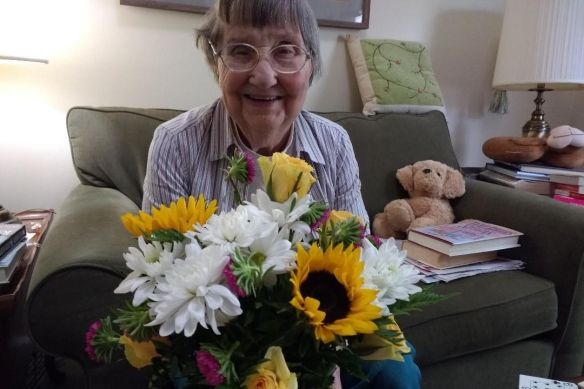 June Sparks, Mother's Day 2018