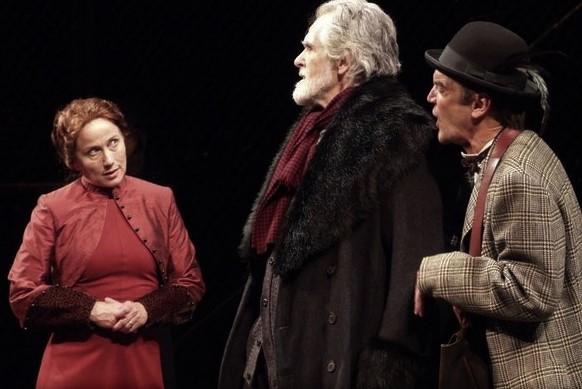 Carolyn, King Lear, 2010